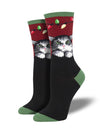 Socksmith Purrty Lights - Women's Socks