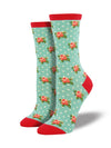Sock Smith Romantic Roses Socks