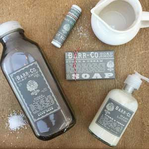 Barr Co. Sugar and Cream Soap