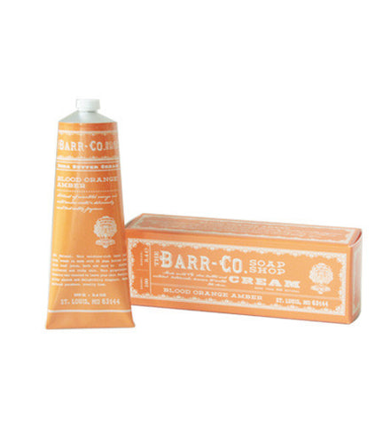 Barr Co. Blood Orange Amber Cream