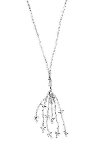Uno de 50 Lovely Dragonfly Silver Necklace