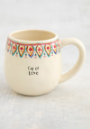 Cup of Love Borders Happy Mug