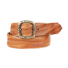 Brave Leather Cai Leather Belt in Cognac