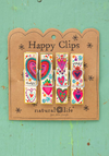 Natural Life Hearts Happy Clips