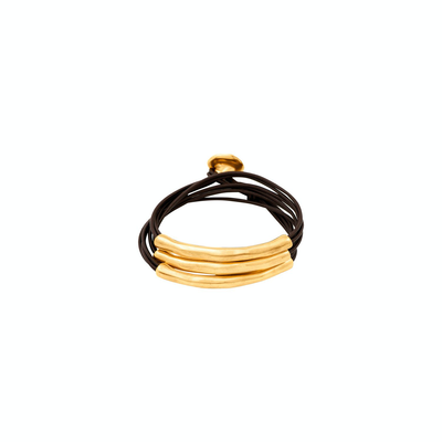 Uno de 50 Not To Be Bracelet Gold