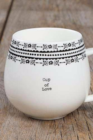 "Natural Life ""Cup of Love"" Mug"