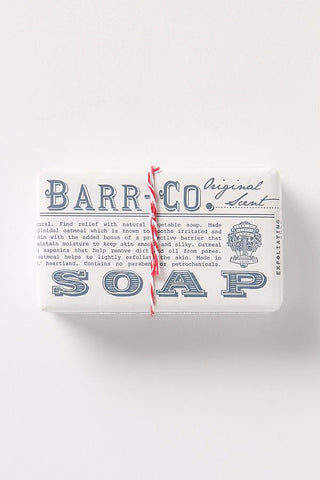 Barr Co Original Scent Soap