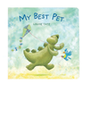 Jellycat My Best Pet Dino Book