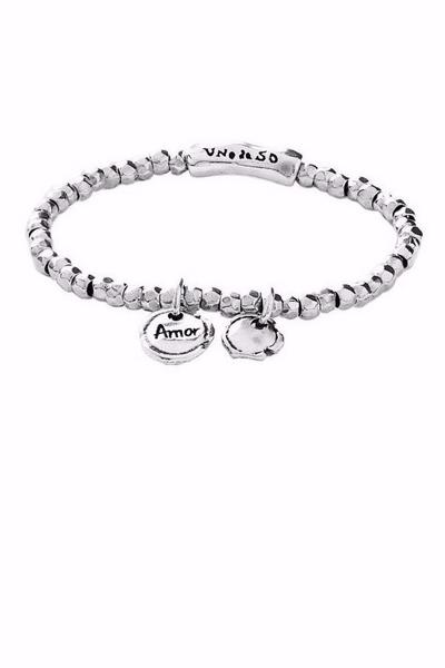 Uno de 50 Sealed Love Bracelet