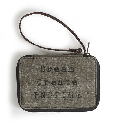 Mona B Dream Create Inspire Wallet