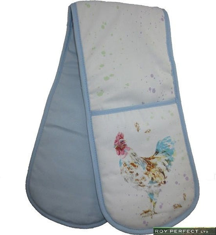 County Cockerel Double Oven Glove - Roy Perfect LTD Gifts - 1