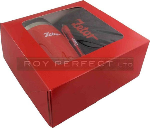 Zetor Thermal Flask & Hat Gift Set - Roy Perfect LTD Gifts - 1
