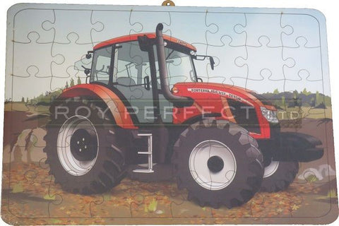 Zetor Forterra 140 HSX Jigsaw - Roy Perfect LTD Gifts - 1