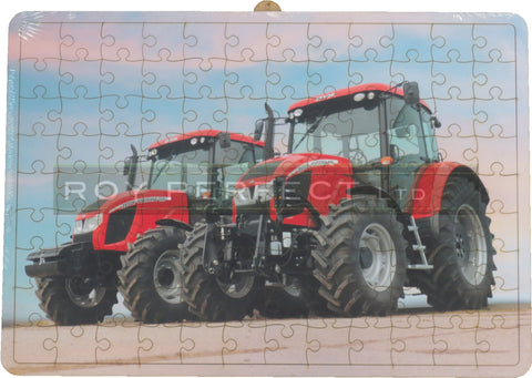 Zetor Forterra 125 Jigsaw - Roy Perfect LTD Gifts