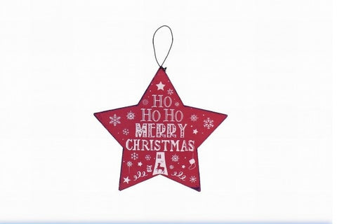 Christmas Hanging Star - Roy Perfect LTD Gifts