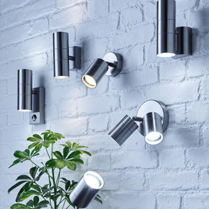 Lampsy Astor Twin Wall Spotlights - -Lampsy