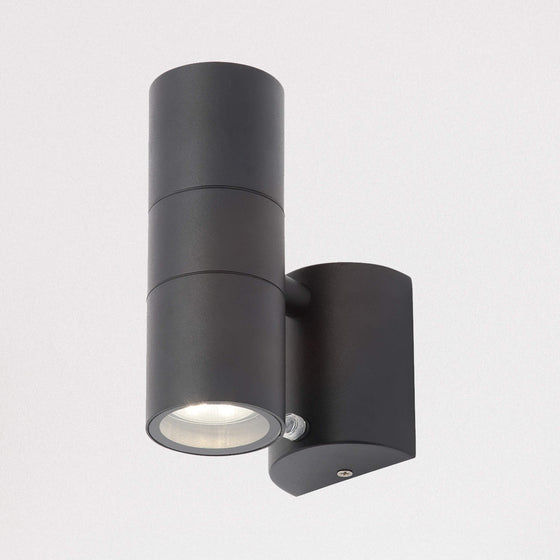 Astor Up & Down Wall Light with Photocell