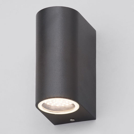 Axel Round Up & Down Wall Light