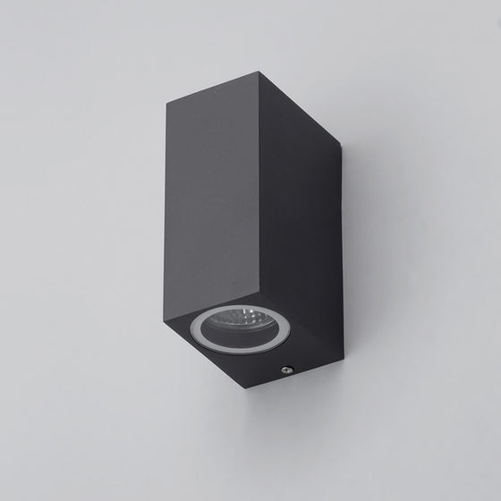Axel Cube Up & Down Wall Light