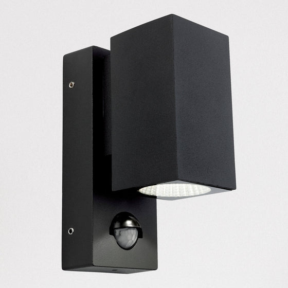 Crosby Down LED Sensor Wall Light
