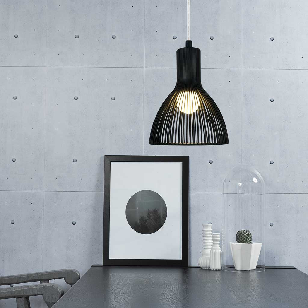 Nordlux Emition 17 Pendant Light - Black - Ceiling Lights - Lampsy