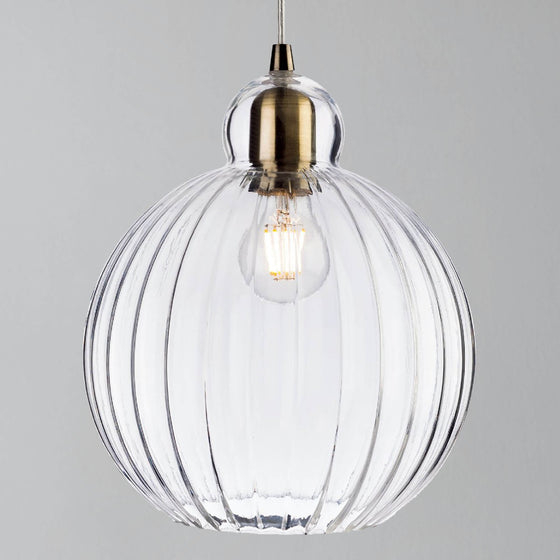 Emlyn Globe Pendant Light