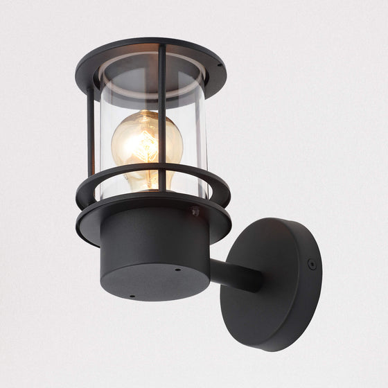 Everett Outdoor Wall Lantern