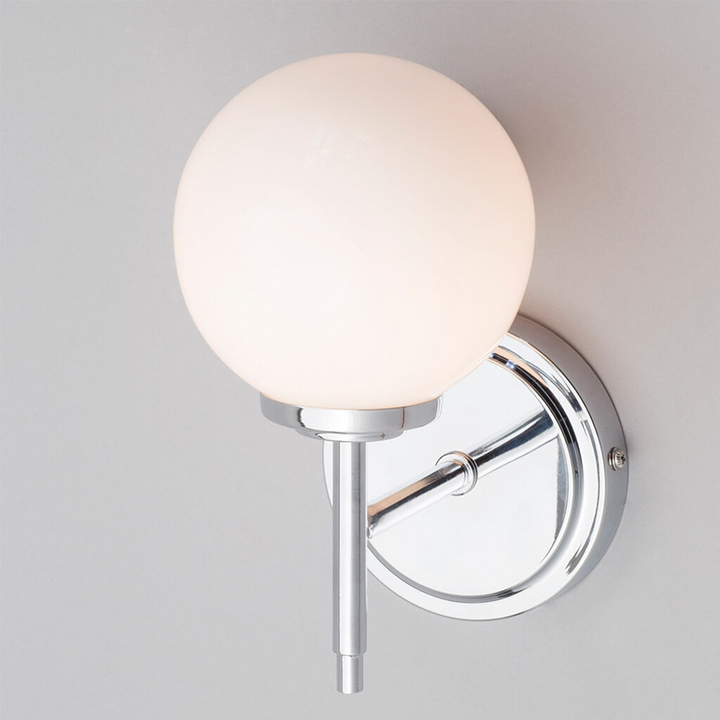 hyde globe bathroom wall light ip44 lampsy rh lampsy com wall lights for bathrooms uk amazon wall lights for bathroom