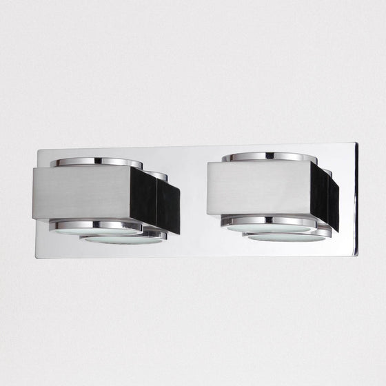 Rennes Twin Wall Light