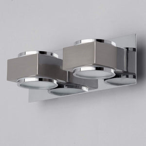 Lampsy Rennes Twin Wall Light - -Lampsy