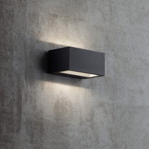 Nordlux Nene Outdoor LED Wall Light - 1 Left - -Lampsy