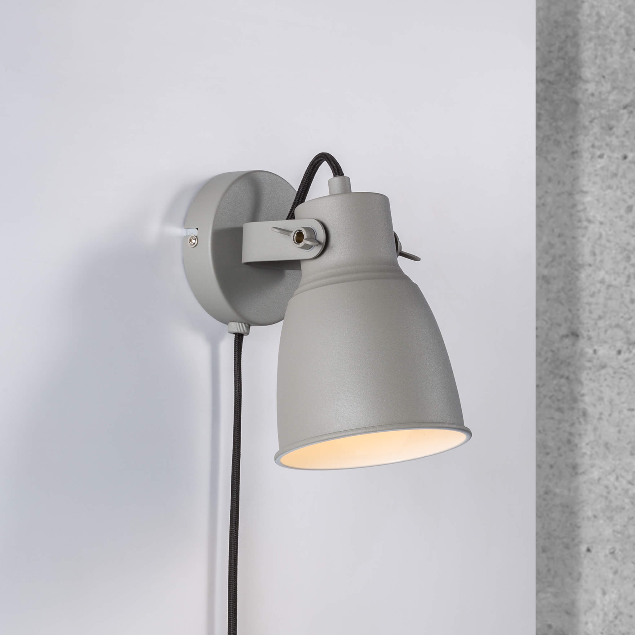 size 40 2739c a8236 Adrian Wall Lamp