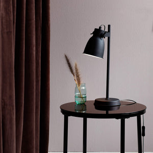 Nordlux Adrian Table Lamp - Black-Lampsy