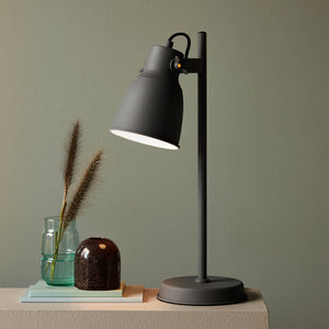 Nordlux Adrian Table Lamp - Grey-Lampsy