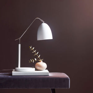 Nordlux Alexander Table Lamp - White-Lampsy