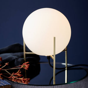 Nordlux Alton Table Lamp - White-Lampsy