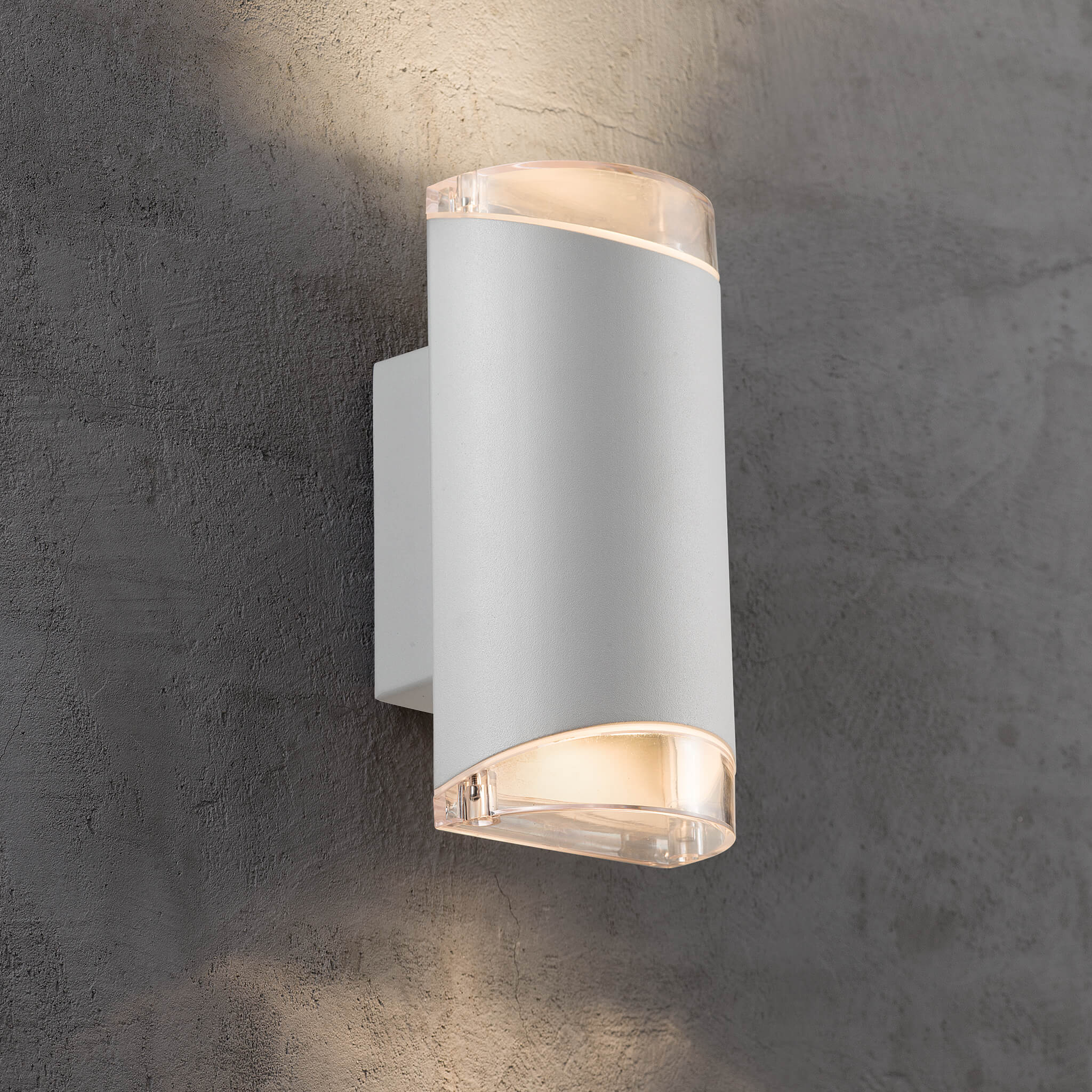 Nordlux Arn Up Down Outdoor Wall Light Lampsy