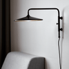 Nordlux Balance LED MoodMaker Wall Light - Black - -Lampsy