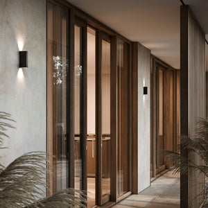 Calvi Up Down Outdoor Wall Light