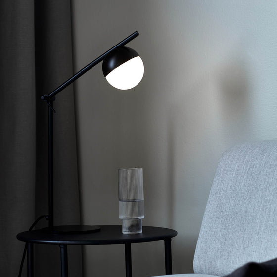 Contina Swing Arm Table Lamp