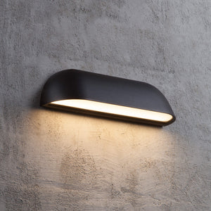 Nordlux Front LED Wall Light - 26-Black-Lampsy