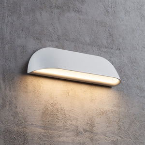Nordlux Front LED Wall Light - 26-White-Lampsy