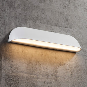 Nordlux Front LED Wall Light - 36-White-Lampsy