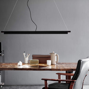 Nordlux SpaceB LED Pendant - Black-Lampsy