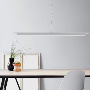 Nordlux SpaceB LED Pendant - White-Lampsy