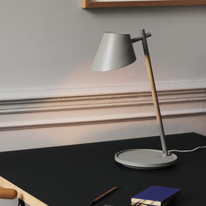 Nordlux Stay LED Table Lamp - Grey-Lampsy