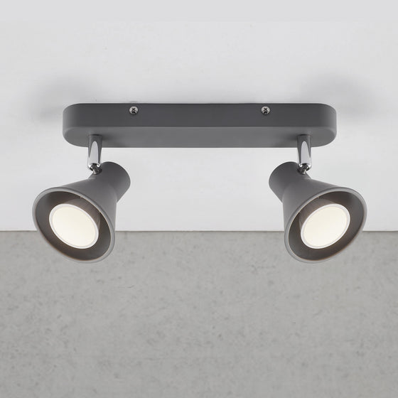 Eik 2 Light Spotlight Bar
