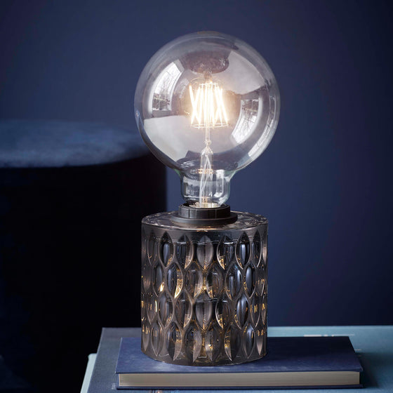 Hollywood Mini Glass Table Lamp