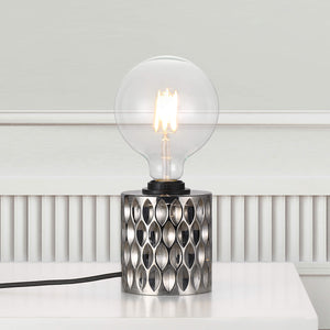 Nordlux Hollywood Mini Glass Table Lamp - -Lampsy