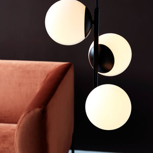 Nordlux Lilly Pendant Light - Black-Lampsy